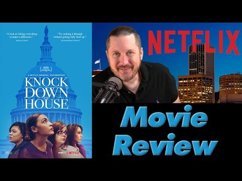 ☕ Knock Down The House Netflix Review 🍿#netflix Coffee And Nuance ☕ #knockdownthehouse