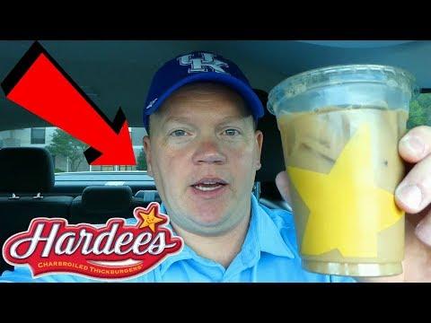 Hardee's Vanilla Iced Coffee (Reed Reviews)