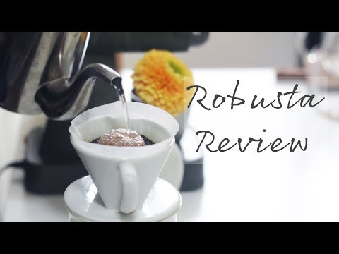 Robusta Coffee Review – Cafe Fukko