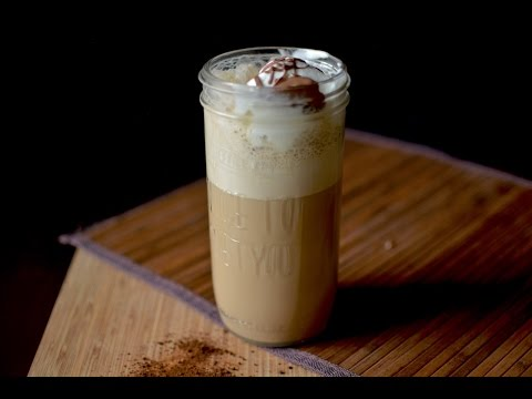 Cold Coffee Recipe | Frothy Thick Cold Coffee Recipe | Easy And Quick