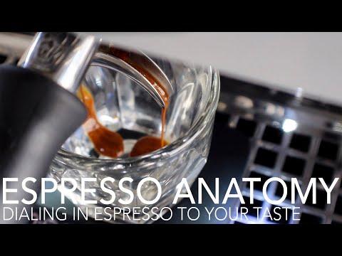 ESPRESSO ANATOMY – Dialing In Espresso To Your Taste