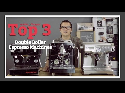 Top 3 Double Boiler Espresso Machines | SCG's Top Picks