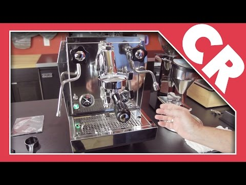 Rocket Espresso Evoluzione Espresso Machine | Crew Review