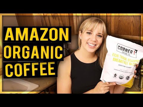 Corner One Coffee Review & COFFEE GIVEAWAY!