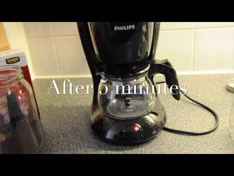 Philips coffee machine HD 7432/20 Review