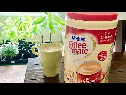 Coffe-mate Coffee ||  By BB Chef