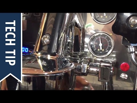 How To Check and Adjust Pump Pressure on Expobar Espresso Machine