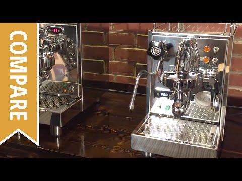 Compare: Bezzera BZ07 and ECM Classika Espresso Machines