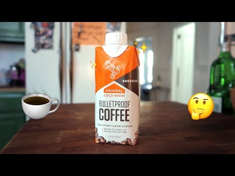 Bulletproof Coffee at Whole Foods – Product Review