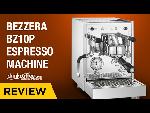 Bezzera BZ10 Espresso Machine Review