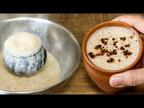 Tandoori Coffee Recipe   Smoky Flavored Coffee   Kanak's Kitchen