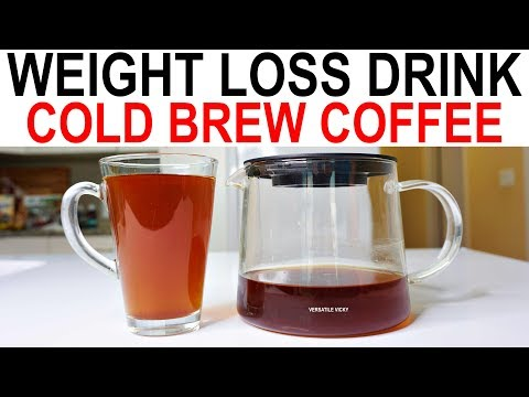 Weight Loss Drink – Lose 5Kg In 15 Days | Cold Brew Coffee Recipe