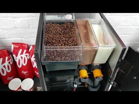 Bravilor Esprecious Coffee Machine Demo Guide & Review