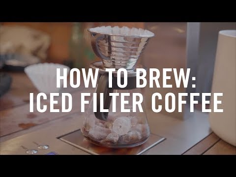 Better than cold brew: How to make iced filter coffee