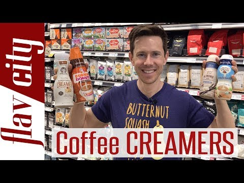 HUGE Coffee Creamer Review – Which Ones To Buy & Avoid!