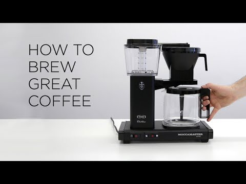 How to Brew Great Coffee on Moccamaster  | ECT Weekly #019