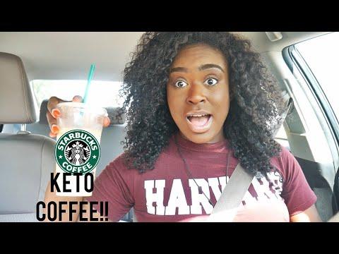 Chatty Realistic STARBUCKS Keto Coffee Review