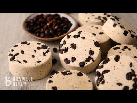 Anne-Marie Makes Coffee Bath Truffles