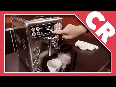 Saeco Exprelia Evo Espresso Machine | Crew Review