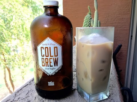 Starbucks Cold Brew Sucks! – How I Make Cold Brew Coffee