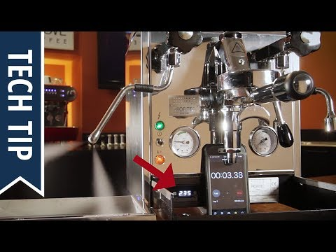 Steaming Performance of the Profitec Pro 500 PID Espresso Machine