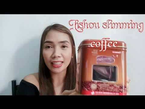 Vlog #7 Lishou Slimming Coffee review.