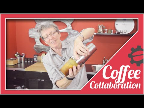 The Best AeroPress Iced Coffee Ever * | Coffee Collaboration