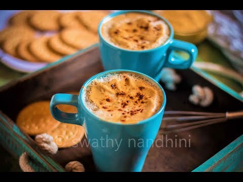 இப்படி காபி போட்டு குடிச்சி பாருங்க / INDIAN CAPPUCINO RECIPE / BEATEN COFFEE