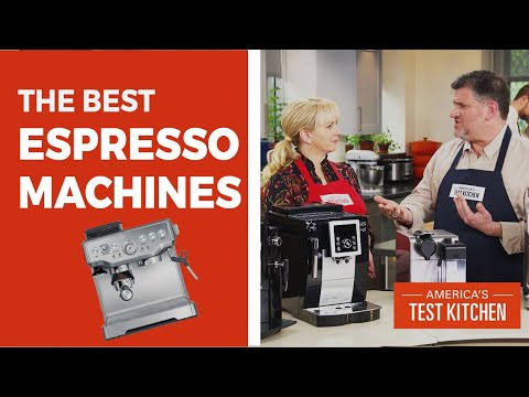 If You're an Espresso Lover, You Need a Great Espresso Machine