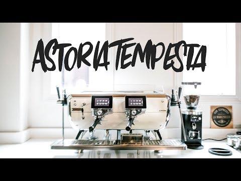 Astoria Tempesta Espresso Machine Overview