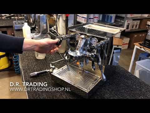E61 espressomachine ontkalken