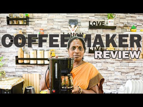 MOST REQUESTED VIDEO!!!!!|COFFEE MAKER REVIEW|FILTER COFFEE MAKING|AMMAVEETUSAMAYAL