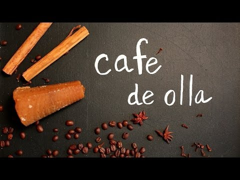 How to Make Cafe de Olla (Mexican Coffee) | Muy Bueno