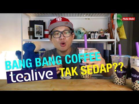 Bang Bang Coffee Tealive Tak Sedap? Ini Review Paling Jujur Sekalian Alam