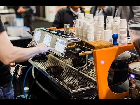 Duvall FC-1 Espresso Machine at Specialty Coffee Expo 2018