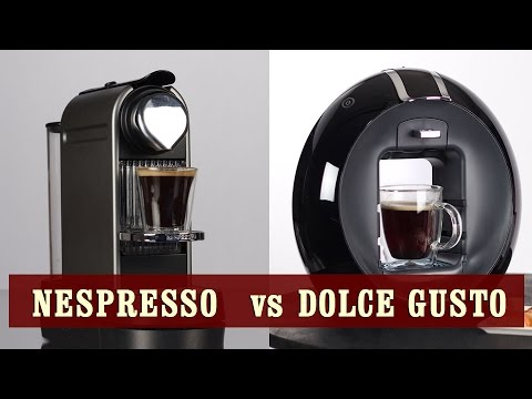 Dolce Gusto vs Nespresso – Review & Comparison