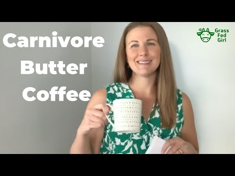 Carnivore Diet Frothy Butter Coffee Recipe and Tips About Consuming Coffee On A Carnivore Diet