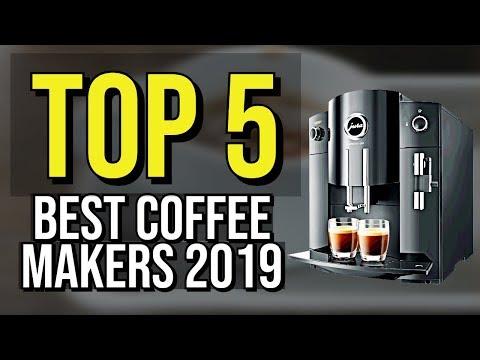 ✅ TOP 5: Best Coffee Maker 2019