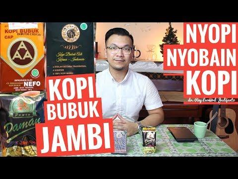 NYOBAIN KOPI BUBUK JAMBI AAA Arafah Coffee Paman TUBRUK REVIEW – NYOPI 9 dr. Ray Leonard Judijanto