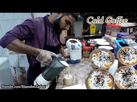 Creamy Iced Coffee   How to Make Cold Coffee   Summer Drink Recipe