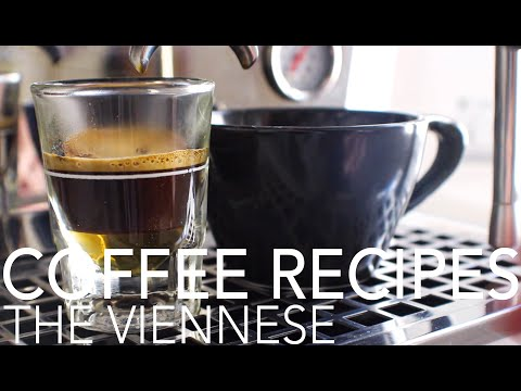 COFFEE RECIPES – The Viennese