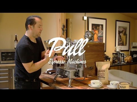 Pull Espresso Machines – How to Make a Shot