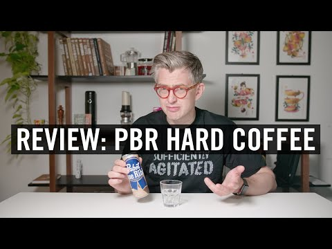 Review: PBR Hard Coffee