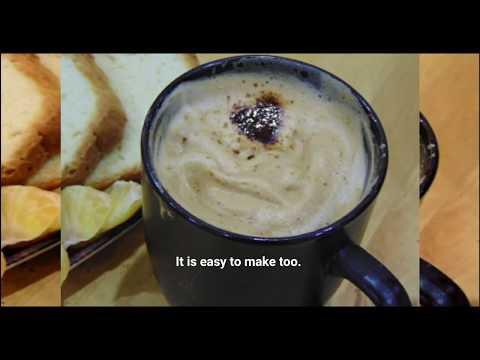 Coffee Recipe| Cappuccino recipe|creamy coffee banana ka tareka |CAppuccino with 3 ingredients|