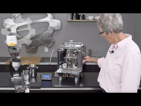Rocket Espresso R58 Espresso Machine | Crew Review