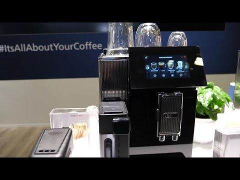 DeLonghi Maestosa Coffee Maker, La Specialista espresso machine