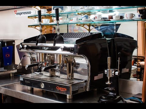 Astoria Gloria Lever-Operated AL2 Espresso Machine Overview
