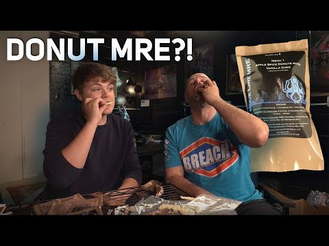 Donuts and Coffee MRE Review