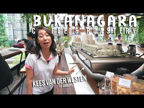 [KOLING] REVIEW COFFEE SHOP LEBIH DARI 1M?!! BUKANAGARA COFFEE & ROASTERY