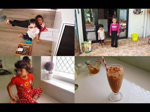 Relaxing Day with a Little Gardening – Cold Coffee Recipe – YUMMY TUMMY VLOG